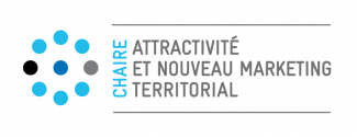 Logo de la Chaire Attractivité et Nouveau Marketing territorial
